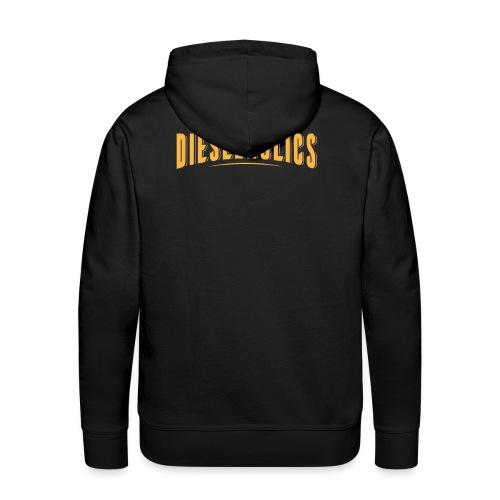 Dieselholics Dieseldienstag Fridays for Hubraum - Männer Premium Hoodie