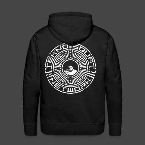 Tekno Squat Network - Sweat-shirt à capuche Premium pour hommes
