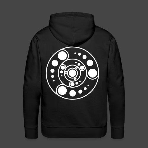 corp cercle 23 - Sweat-shirt à capuche Premium pour hommes