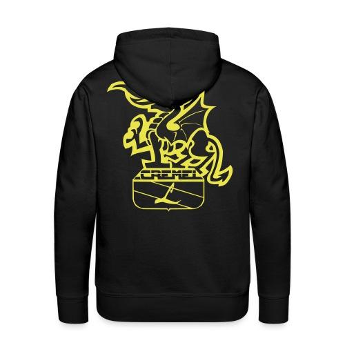cremel61 - Sweat-shirt à capuche Premium pour hommes
