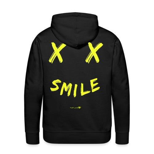 smile tee - Men's Premium Hoodie