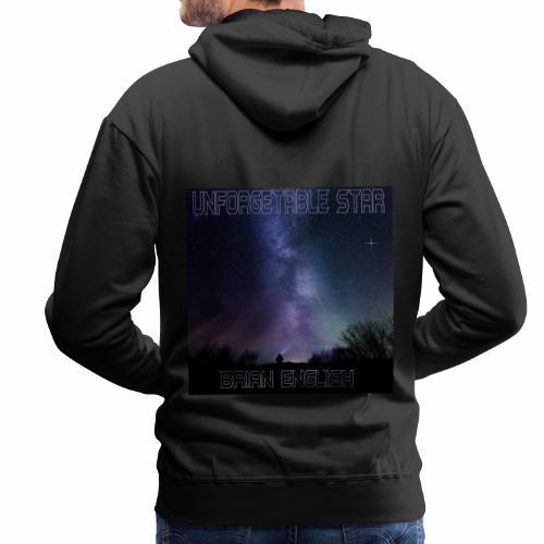 Brian English - Unforgettable Star - Men's Premium Hoodie