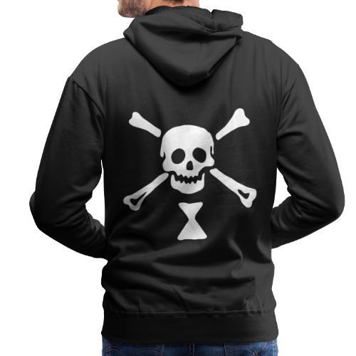 Emmanuel Wynne Flag - Sweat-shirt à capuche Premium pour hommes