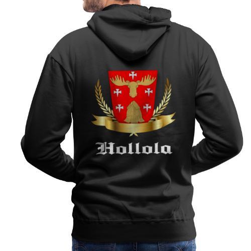Hollola - Miesten premium-huppari