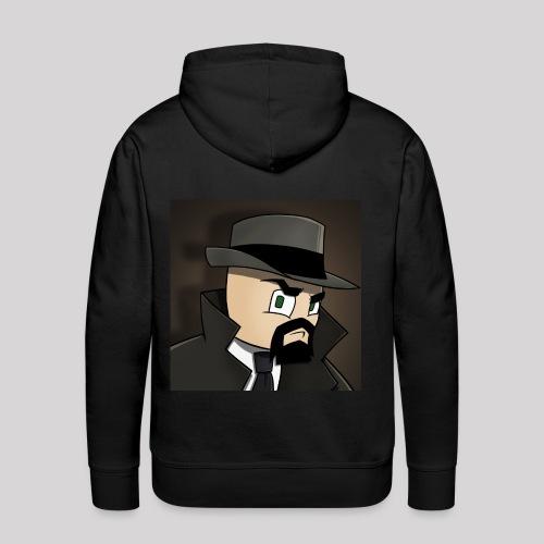 Logga - Premiumluvtröja herr