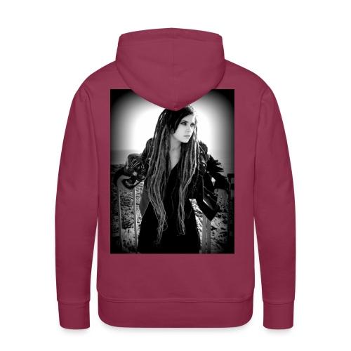 HELLSTARZ IONA III - Sweat-shirt à capuche Premium pour hommes