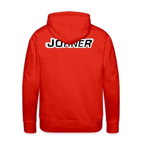 Johner-Shirt - Männer Premium Hoodie