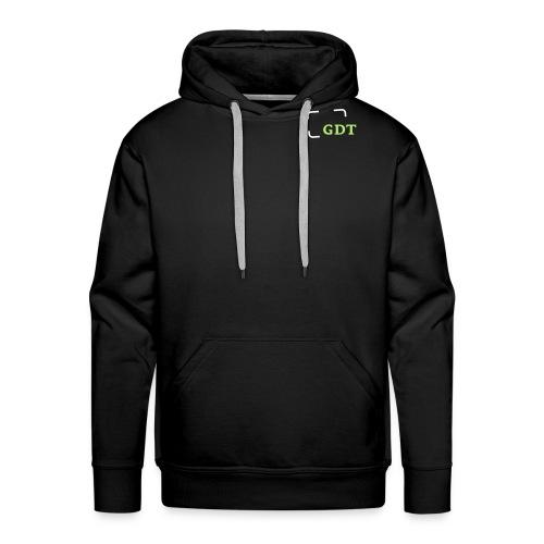 GDT-Slogan_DEU - Männer Premium Hoodie