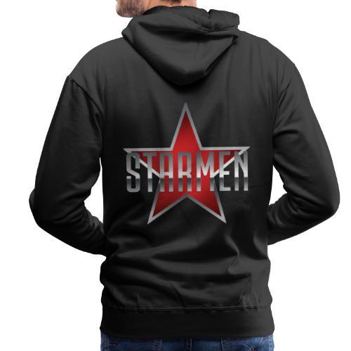 Starmen - Logo - Men's Premium Hoodie