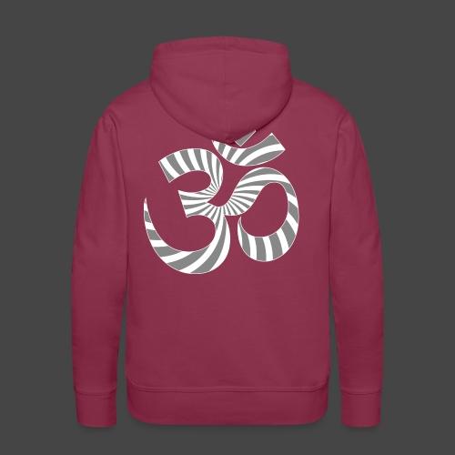 Om Aum Tekno 23 - Sweat-shirt à capuche Premium pour hommes