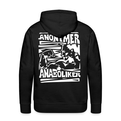 Anaboliker 2 Vektor - Männer Premium Hoodie