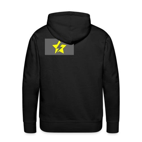 StarbreakerLPs Logo - Männer Premium Hoodie