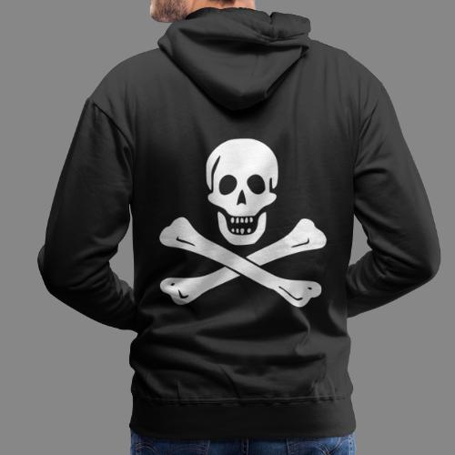 Edward England Flag - Sweat-shirt à capuche Premium pour hommes