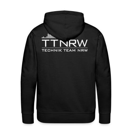 technik team nrw logo - Männer Premium Hoodie