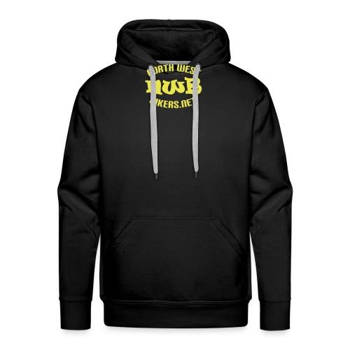 nwb logo4 - Men's Premium Hoodie