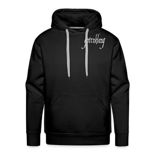 gotenklang1 - Männer Premium Hoodie