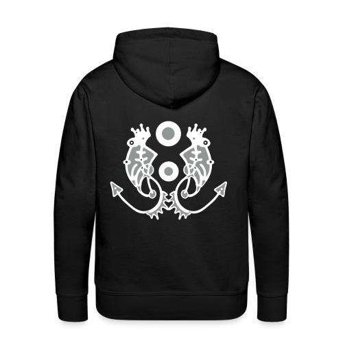 Tribal T-Shirt Design - Männer Premium Hoodie