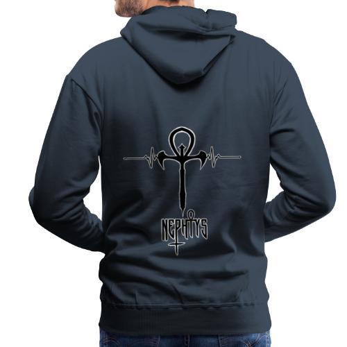 Nephtys-rythm - Sweat-shirt à capuche Premium pour hommes