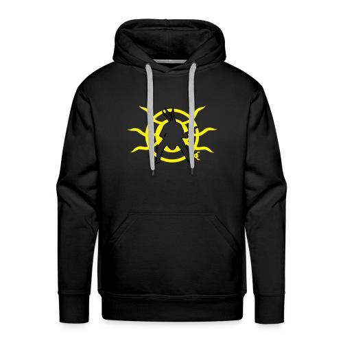 guitariste2 - Sweat-shirt à capuche Premium pour hommes