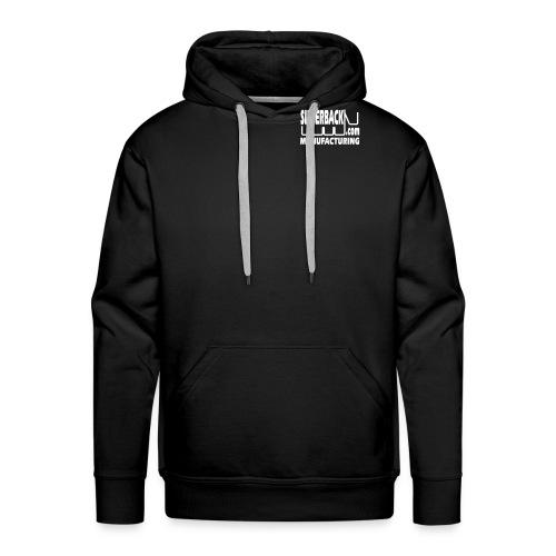 modified small logo - Men's Premium Hoodie