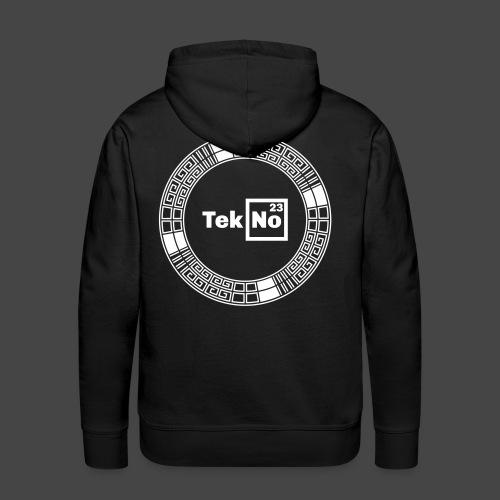 TEKNO 23 tours - Sweat-shirt à capuche Premium pour hommes