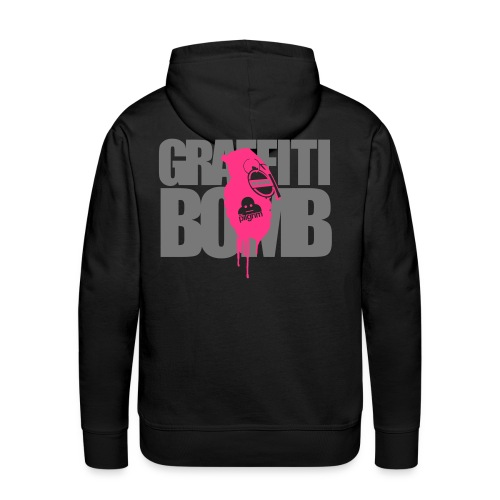 Bomb It! - MrPilgrim - Men's Premium Hoodie