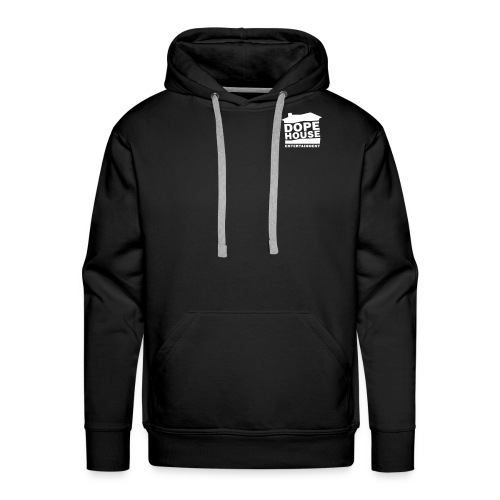 Dope House Logo klein - Männer Premium Hoodie