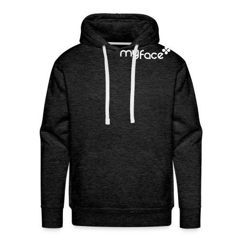 myfacelogo - Männer Premium Hoodie