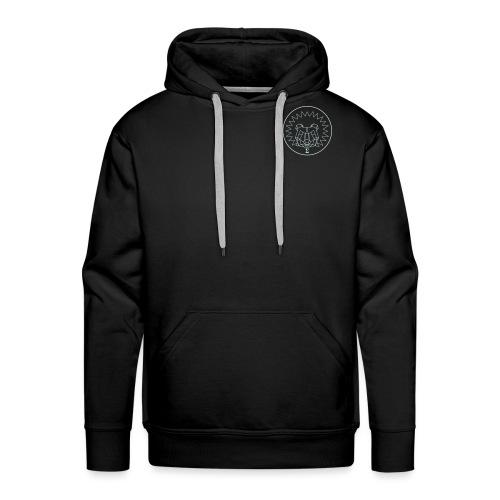 soloo - Sweat-shirt à capuche Premium pour hommes