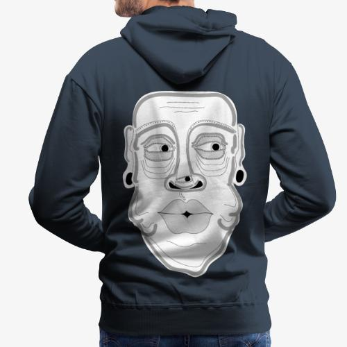 face01 - Männer Premium Hoodie