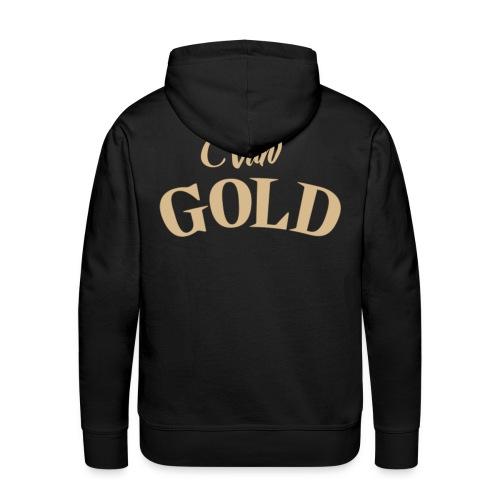 vangold - Männer Premium Hoodie