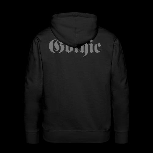 Gothic - Männer Premium Hoodie