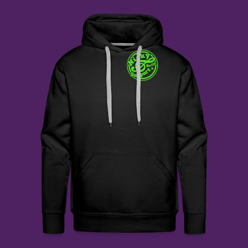 Nicky grün Spreadshirt - Männer Premium Hoodie