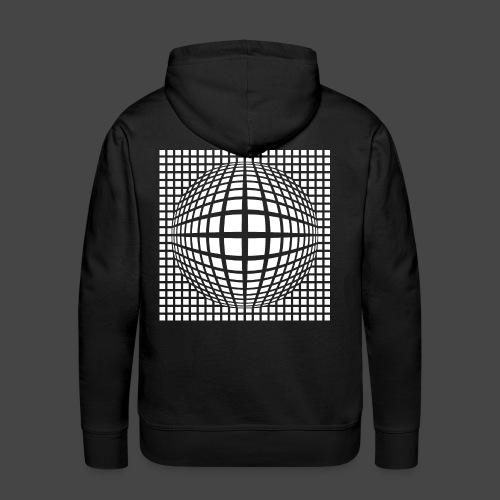 23ème journée - Sweat-shirt à capuche Premium pour hommes