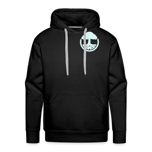 gws logo einzeln 03 - Männer Premium Hoodie