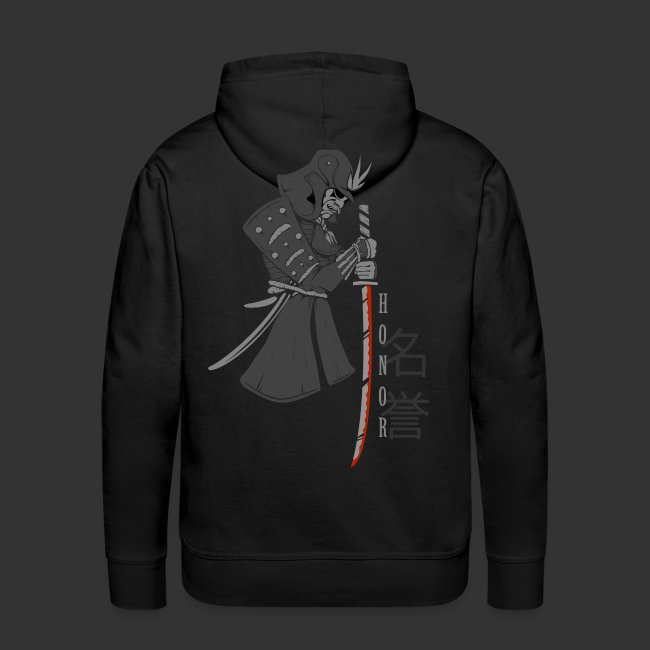Samurai Digital Print