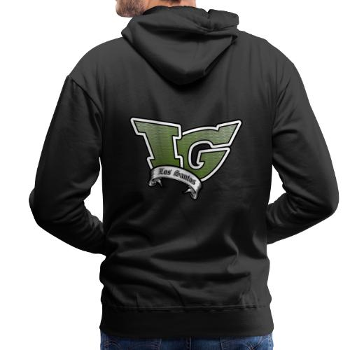 Offizielles Irongamerz Los Santos Logo - Männer Premium Hoodie