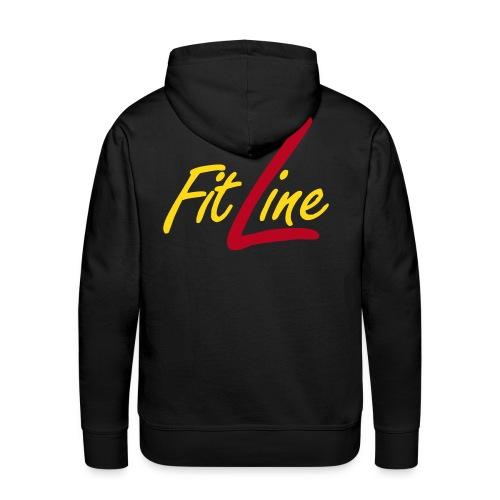 fitline1 - Männer Premium Hoodie