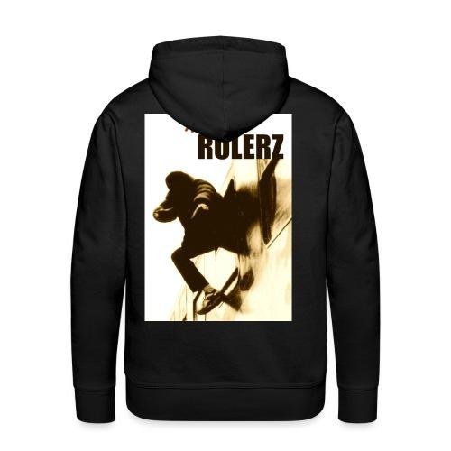 Nineties Rulerz - Männer Premium Hoodie