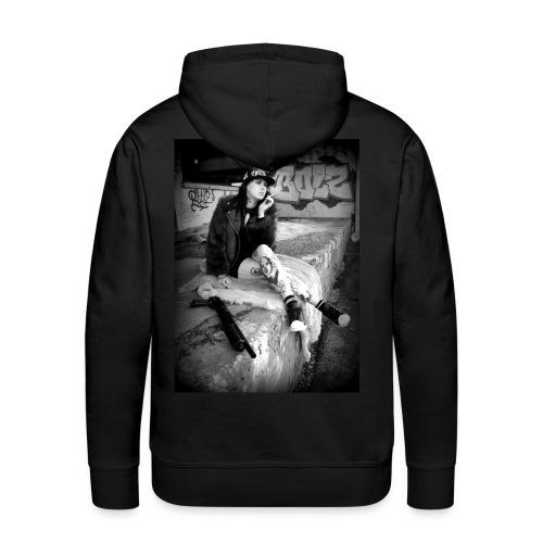 HELLSTARZ LILLIE I - Sweat-shirt à capuche Premium pour hommes