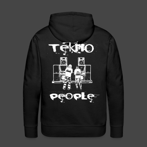 personnes Tekno - Sweat-shirt à capuche Premium pour hommes