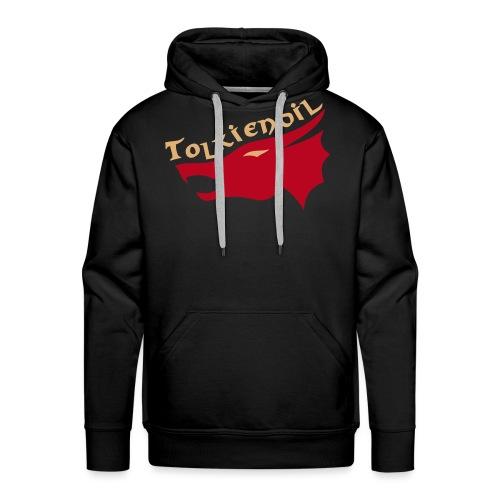 dragon tolkiendil - Sweat-shirt à capuche Premium pour hommes