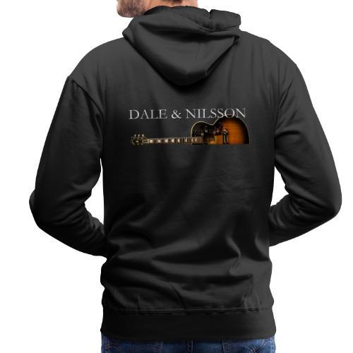 Dale & Nilsson - Herre Premium hættetrøje