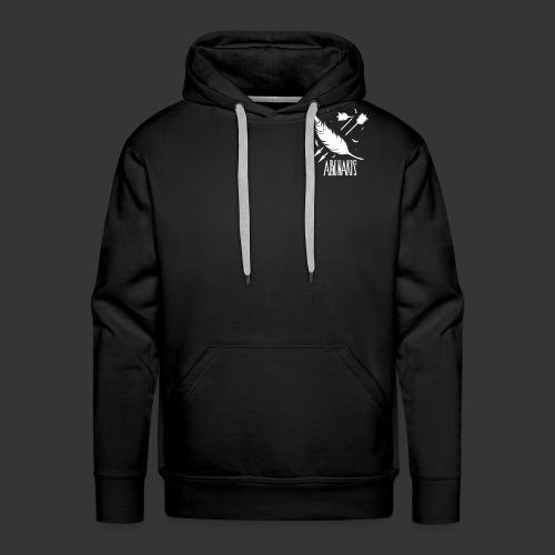 Logo ABENAKIS - Sweat-shirt à capuche Premium pour hommes