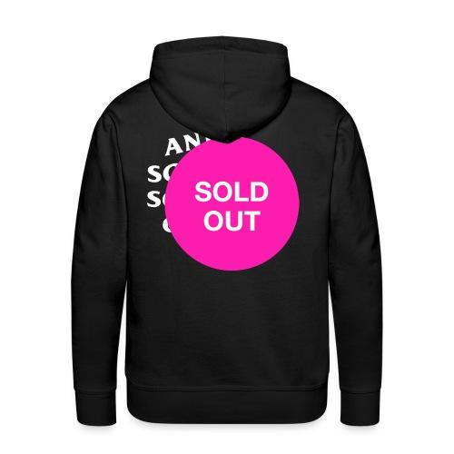 Sold Out - Männer Premium Hoodie