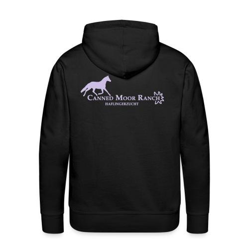 Logo_CMR_svg3F - Männer Premium Hoodie