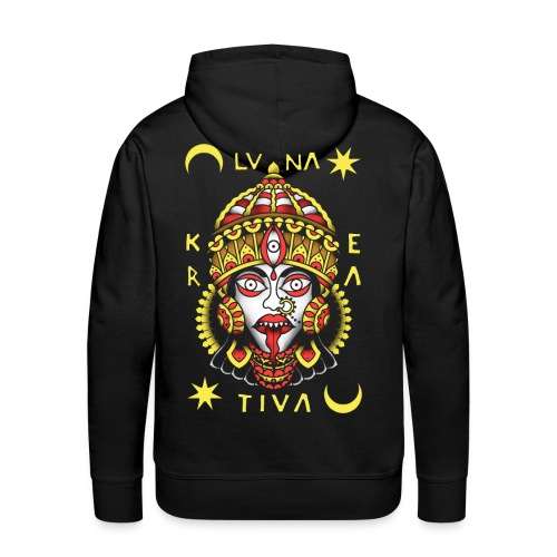 Luna Kreativa - Kali-Ma - Miesten premium-huppari