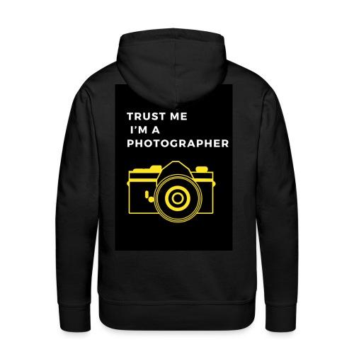 I'M A PHOTOGRAPHER - Männer Premium Hoodie