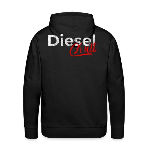 Dieselkult by Dieselholics I Für Diesel Freunde - Männer Premium Hoodie