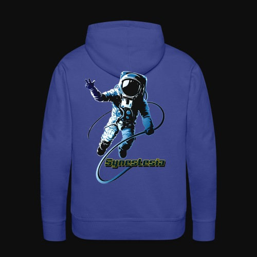 Synestesia Spaceboy - Männer Premium Hoodie